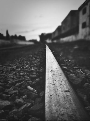 Starting A Trip Blackandwhite Railway Streetphotography #...........i need a trip :/ ...............!!!!!