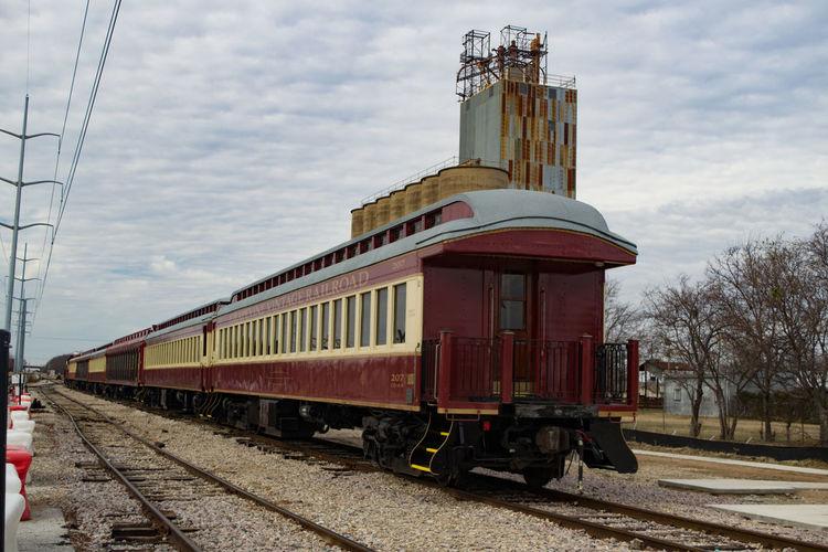 Railroad Track Locomotive Mode Of Transport No People Public Transportation Rail Transportation Railroad Station Railroad Station Platform Railroad Track Steam Train Train - Vehicle Transportation