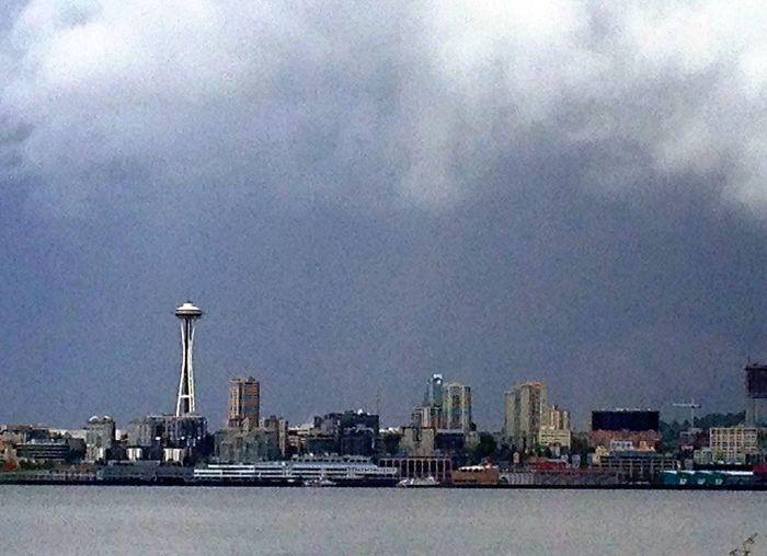 IPSEmpty Seattle Skyline Pugetsound