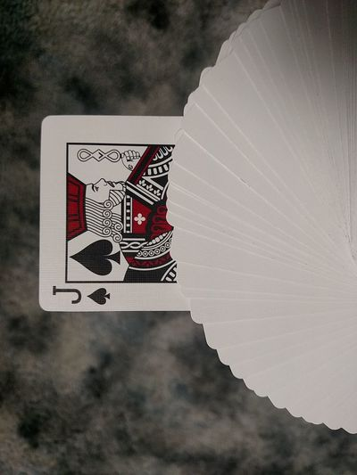 Jack. Playing Cards Rounders JackOfSpades Close-up Magic