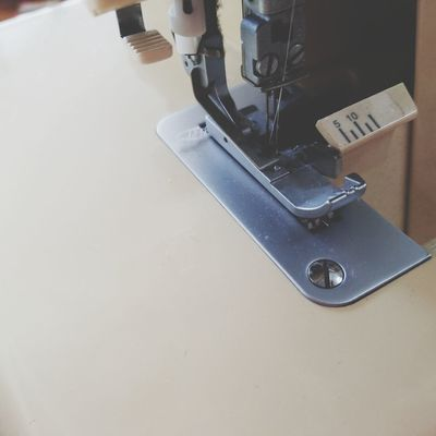 sewing machine Lock Sewing Machine Handicraft Sewing Machine ミシン ロックミシン 手芸 機会 Machine Close-up