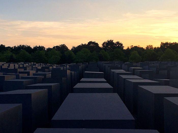 Holocaust, memorial, Berlin,