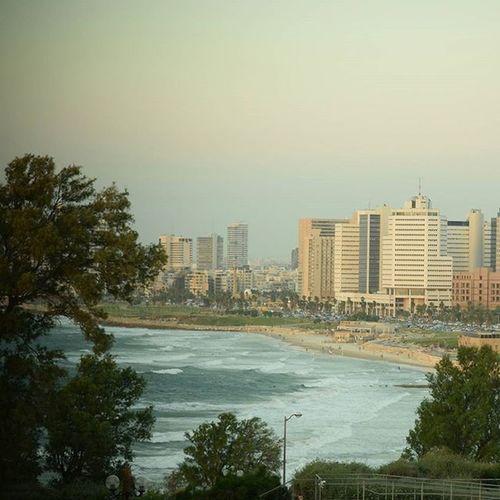 A view from Jaffa port Tanakhtour2015 Israel Jaffa Nofilter