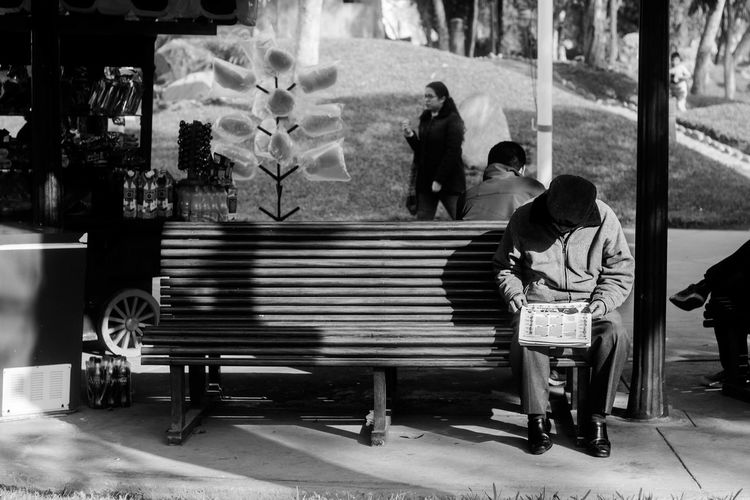 Animal Themes Black And White Blackandwhite Boys Childhood Clasic Day Full Length Girls Lifestyles Old Outdoors People Real People Sitting Standing Streetphotography Togetherness Transportation Tree Young Adult