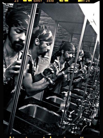 Selfportrait Mirror