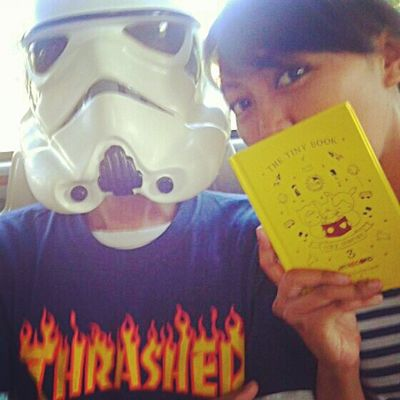 she's the one Weekproject Stormtroopers Bali Walk Books Selfie Photooftheday Picoftheday Instamood Instacolor Instahub Instadaily Instatoy Instatoday Instapop Instagood Igers Instanesia Instatraveler Instafamous IGDaily Ighub Jakarta Vietnam Japan london subway LangitBaliPhotoworks