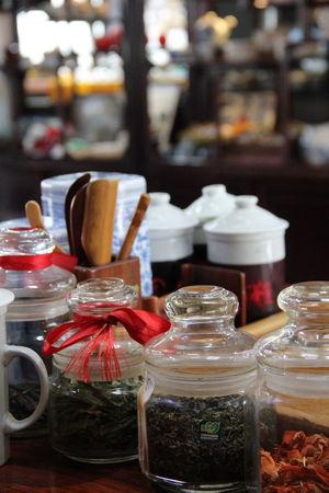 Close-up Focus On Foreground Tea Tea Culture