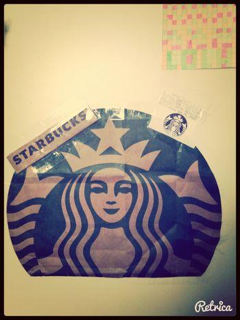 Relaxing Enjoy ✌ Starbucks Rain ♥ First Eyeem Photo