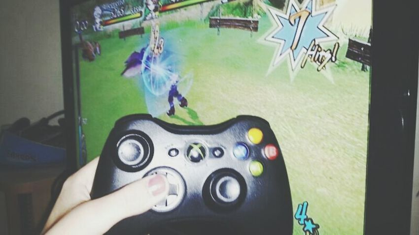 Xbox Playing