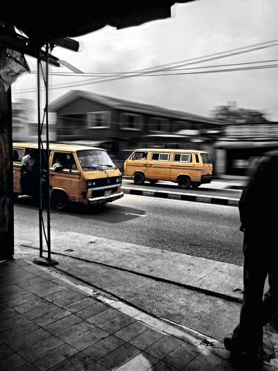 Black&Yellow Mobilephotography Lagosnigeria Street Photography