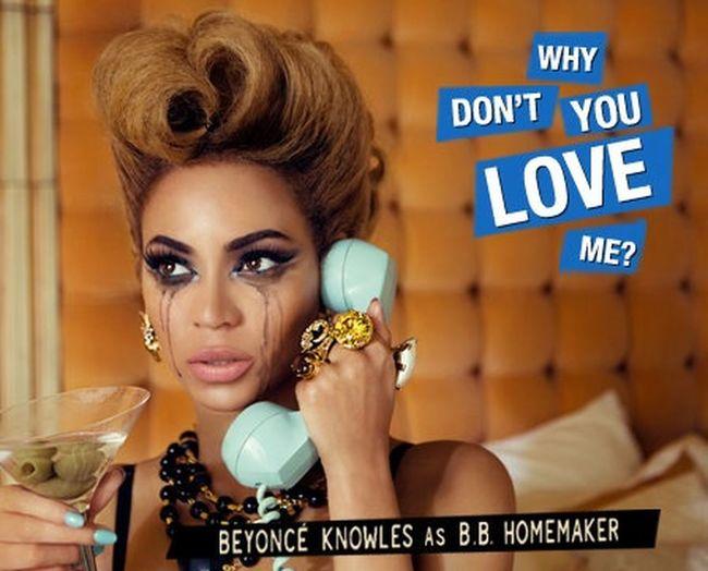 Love Fake Love Beyonce