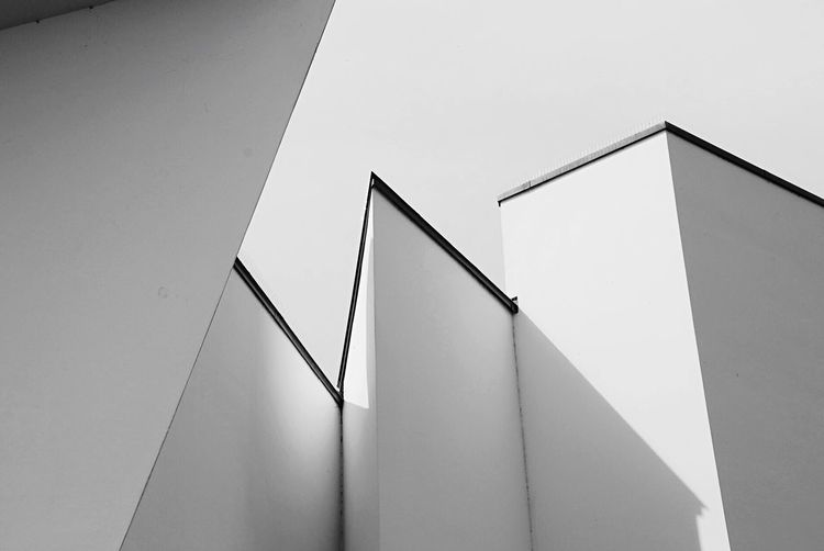 geometric shape of a building Architecture_collection Architectural Column Frank Gehry Vitra Design Museum Architecture Blackandwhite Bnw EyeEm Selects Architecture Built Structure Low Angle View No People Building Exterior Day Wall - Building Feature Building Wall Shape White Color EyeEmNewHere EyeEmNewHere EyeEmNewHere The Architect - 2018 EyeEm Awards