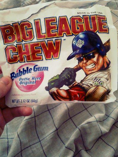 Old School  Big League Chew  Bubblegum