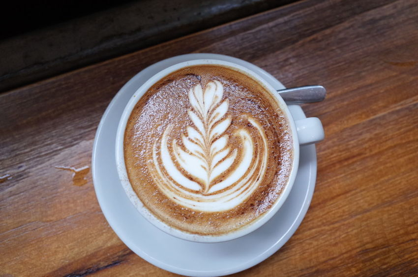 Latte Coffee Drinks Cappuccino Close-up Coffee - Drink Coffee Cup Day Drink Food And Drink Freshness Froth Art Frothy Drink Indoors  Latte Latte Art No People Refreshment Rosetta Table EyeEmNewHere
