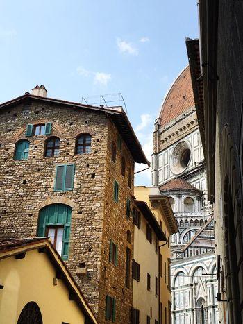 Florence Italy Dolcevita  Church Italian