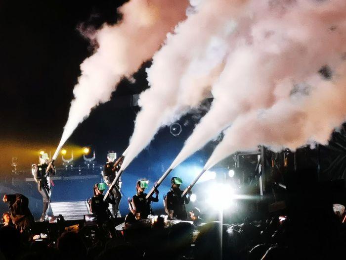 Muse Smoke