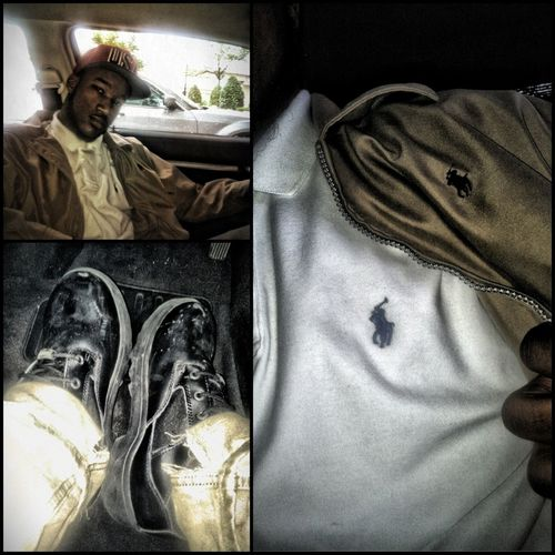 Work flow today steel toe and polo lol. . . Get like me. . .