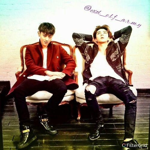 ⭐TaoHun⭐. EXO Exo-K EXO-M Exo-l Taohun Huangzitao Ohsehun Sehun Tao  Kpop