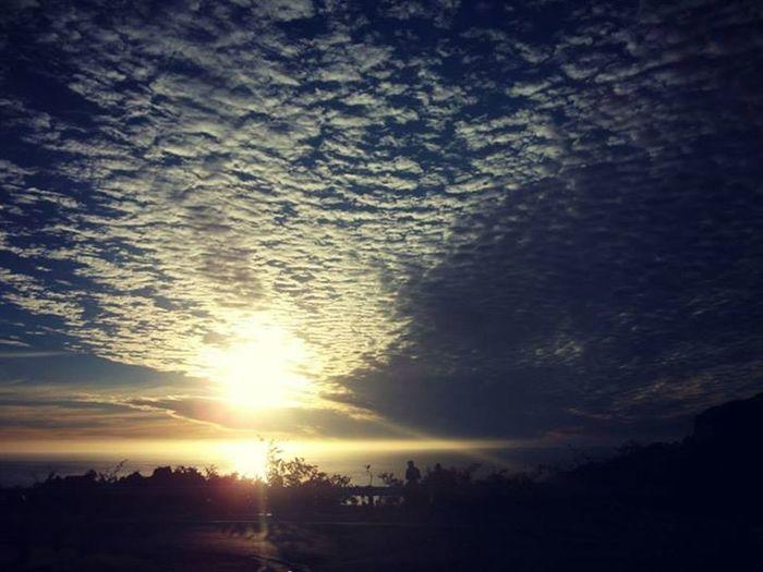 Sunset Cloudporn