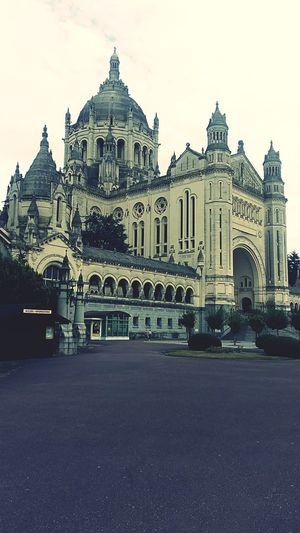 Basilique Basilica Basilique Lisieux Chruch⛪ Chruch Chrurch Window Chrustmas Decoratiin