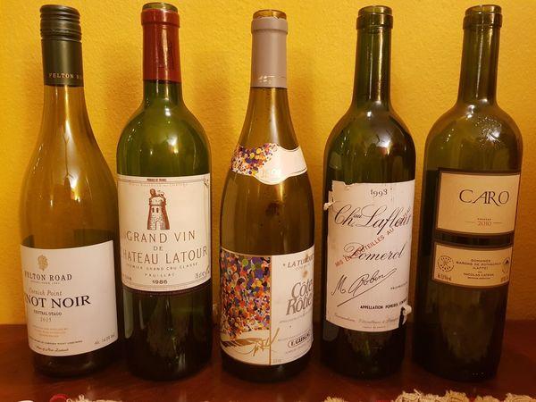 Bottle Wine Bottle Wine Alcohol Wine Cork Cork - Stopper Drink