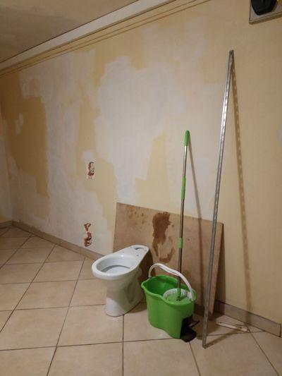 Cleaning Equipment Domestic Room Toilet Bowl Bucket Broom
