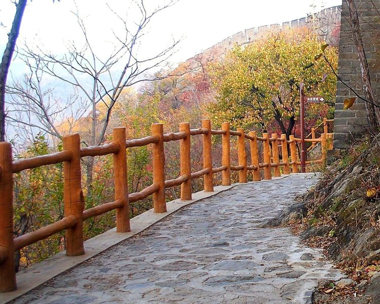 Walk Below Great Wall. Great Wall Of China Beauty In Nature Chinese History And Culture Chinese Architecture Ancient Architecture Chinese History China World Heritage Site By UNESCO World Heritage Pleasant Chinese Walk