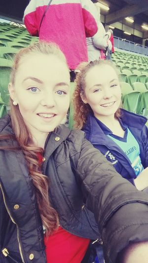 Match in the Aviva, pats deserved it! ??⚽
