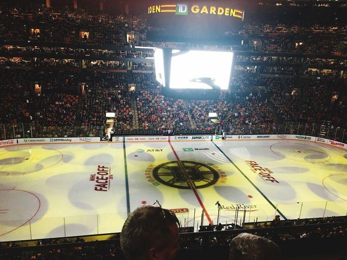 Trying something new Boston, Massachusetts Boston Bruins Montreal Canadians