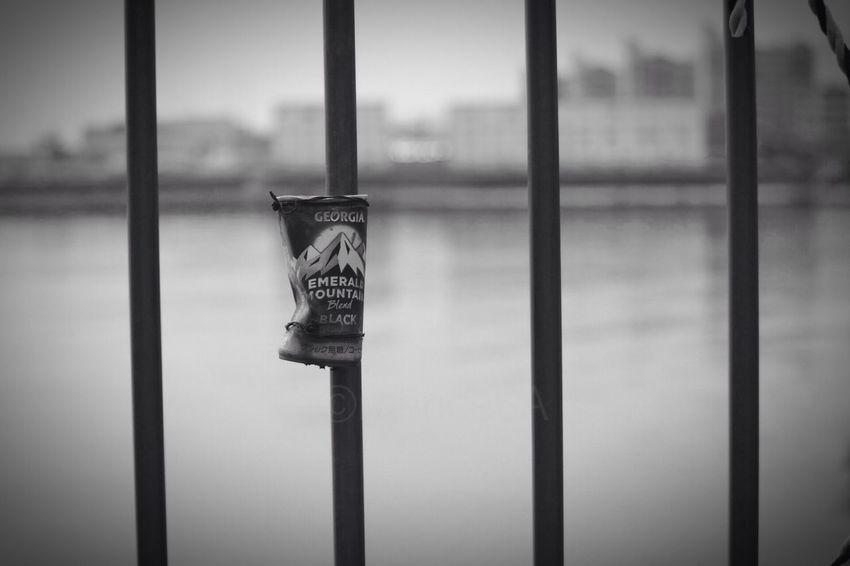 Photographic Memory 川 River Sea 空き缶 ぼけ Tobacco