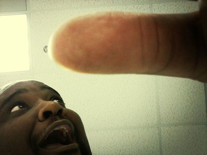 OMG!!!!! It's Fingerzilla! Runnnnnnn! At Work Bored Dontjudgeme WhenBordomStrikes.