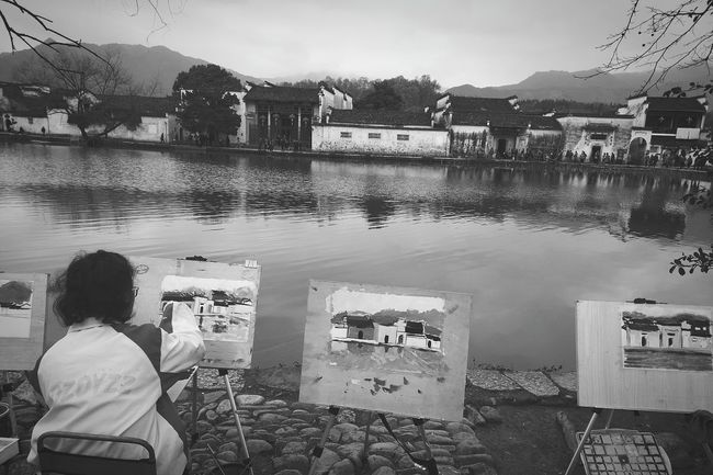 Check This Out Taking Photos Chinese Village