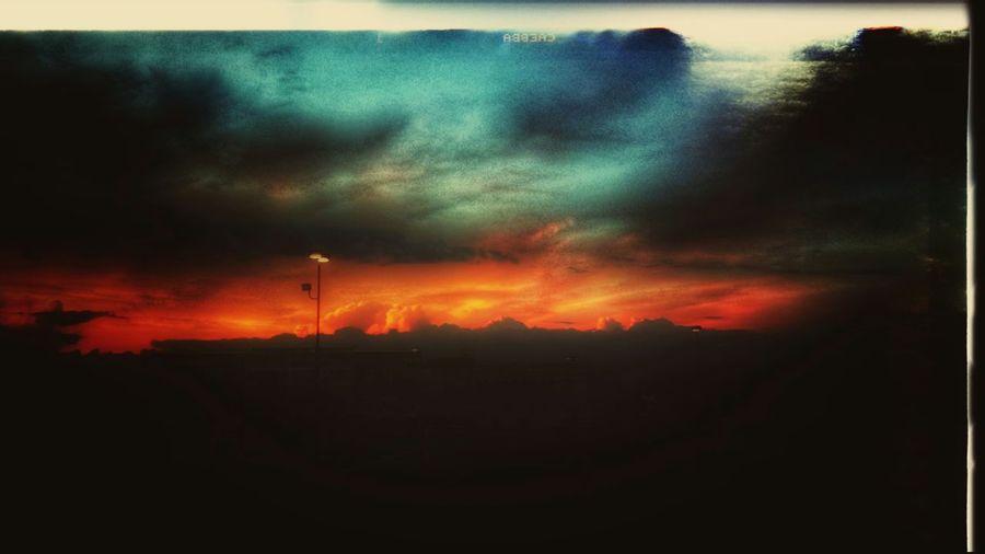 Sunset Mirage.