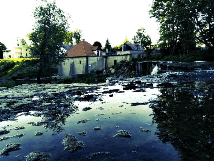 Estonia, Niguluste, Water