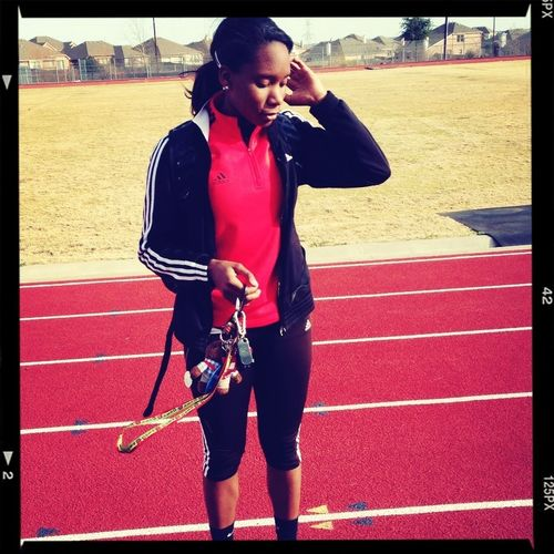 After Track Practice #Adidas