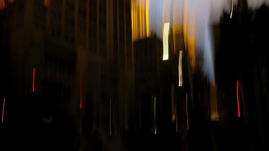 Architecture Blurred Motion City Urban Landscape