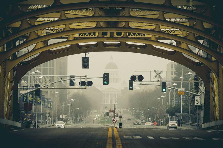 The Bridge! Walking Architecture Tunnel Road Following Horizontal Outdoors Day The Week On EyeEem Animal EyeEm Best Shots Eye4photography  Sacramento Bridge California USA Neighborhood Map The Architect - 2018 EyeEm Awards The Street Photographer - 2018 EyeEm Awards