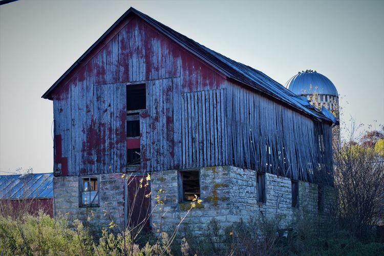 This barn saw