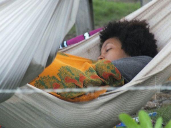 Poneloya, Nicaragua Poneloya, Nicaragua Beach Sleeping
