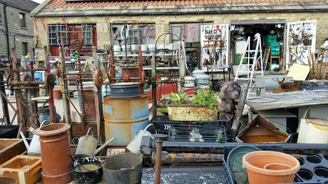 Reclamation Yardsale Garage Sale Architectural Salvage Antiques Vintage Shopping Interior Design Garden Design