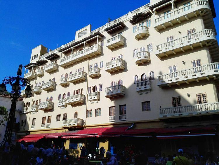 Nofilter Building Balconies Clear Sky
