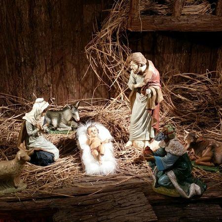 Nativity scene Christian Nativity Jesus NativityScene
