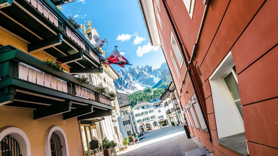 In San Candido