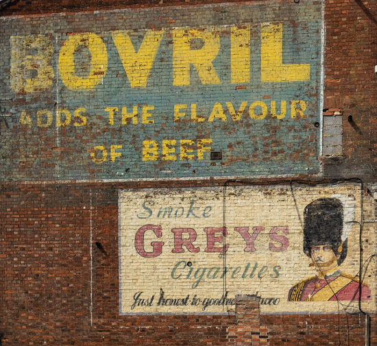 Bovril Advert,