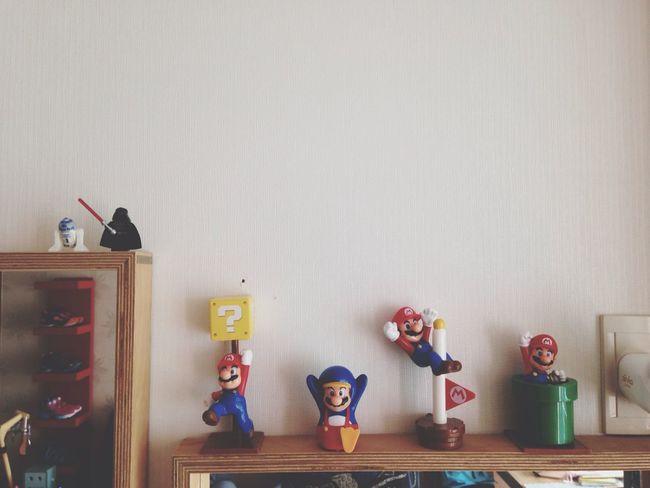 Super Mario Mac Donald Happy Meal Toy Enjoying Life