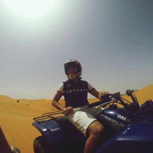 Bike Morocco Sahara GoPro Hero3+