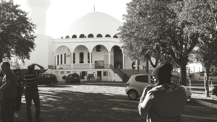 Mesquita Islâmica em Foz do Iguaçú-PR