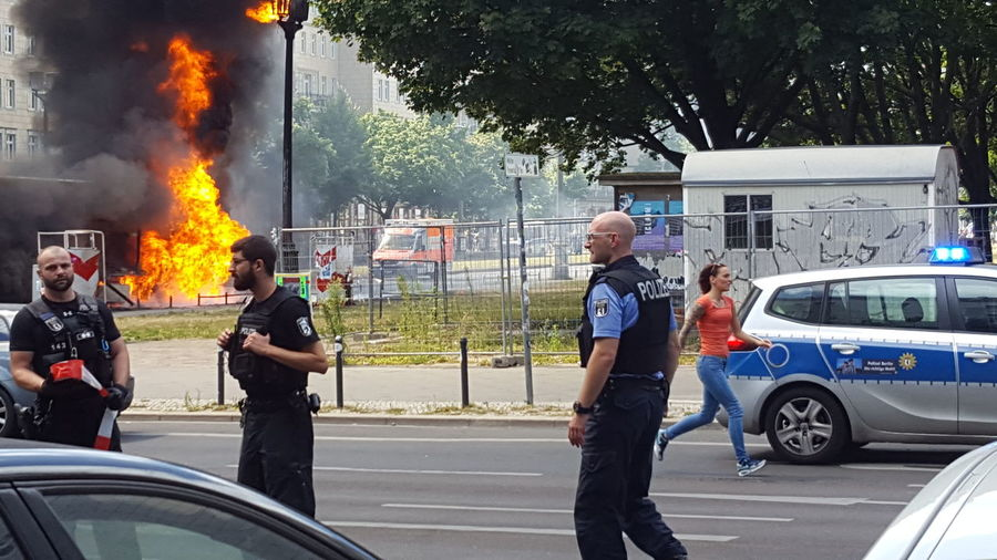 Legends Vintage - Traffic Accident - No Dead 20.07.2016 14 Oclock Berlin, Germany  Truck On Fire Truck Explosion Frankfurter Allee Proskauer Strasse Authentic Moments Unforgettable Moments Live My Photos Showcase July Popular Photos Picoftheday On The Way The Photojournalist Eye4photography  EyeEm Best Edits EyeEmBestPics EyeEm Best Shots Secondhandshoplegendsvintage Capture Berlin Close Up Technology Women Around The World EyeEmNewHere Resist EyeEm Diversity The Secret Spaces Long Goodbye Art Is Everywhere Break The Mold TCPM The Street Photographer - 2017 EyeEm Awards The Architect - 2017 EyeEm Awards The Great Outdoors - 2017 EyeEm Awards The Photojournalist - 2017 EyeEm Awards The Portraitist - 2017 EyeEm Awards Neighborhood Map Visual Feast BYOPaper! Live For The Story Out Of The Box Place Of Heart Let's Go. Together. Sommergefühle 100 Days Of Summer EyeEm Selects Neon Life Breathing Space The Week On EyeEm Investing In Quality Of Life Mix Yourself A Good Time Berlin Love Paint The Town Yellow Discover Berlin Been There. Done That. Second Acts Perspectives On Nature Rethink Things Postcode Postcards Be. Ready. Step It Up One Step Forward Crafted Beauty EyeEm Ready   AI Now Fashion Stories Business Stories Mobility In Mega Cities Colour Your Horizn Press For Progress This Is Masculinity Modern Workplace Culture Stories From The City Inner Power This Is Queer #FREIHEITBERLIN