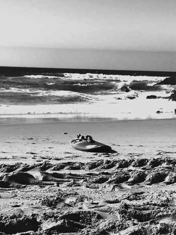 Surf Beach Empty No People Alone Taking Photos Blackandwhite Vertical Black And White Outdoors Nature Travel Welcomeweek Different Perspective Our Best Pics Blackandwhite Photography EyeEm Nature Lover EyeEm Best Shots - Nature Sports Photography Wellcome Collection Frredom Freedom Outdoors Photograpghy  Love ♥ OpenEdit