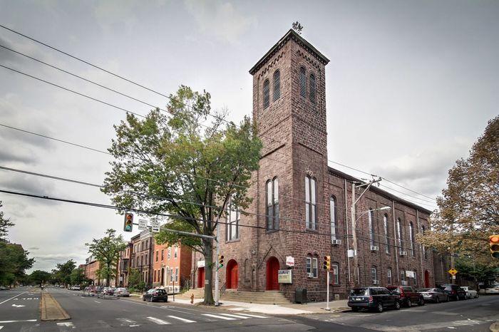 Philadelphia Church Archetecture